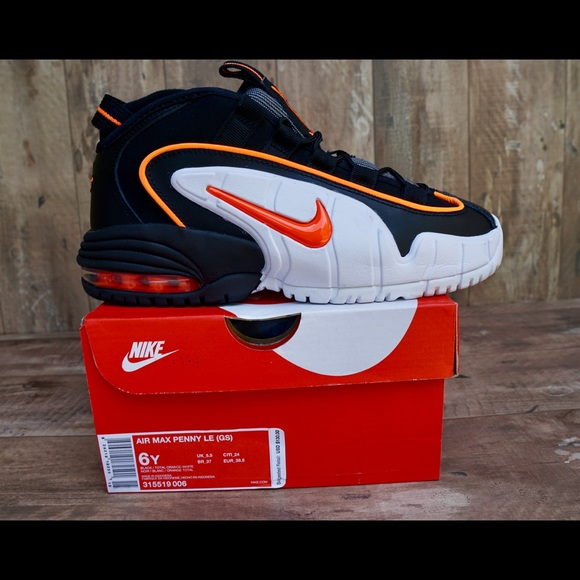 Nike Air Max Penny LE (GS) Basketball Shoes NWT